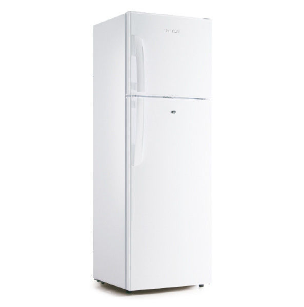 355L Home Appliance Manual Defrost Double Doors Low Power Refrigerator Energy Saving With Double Doors