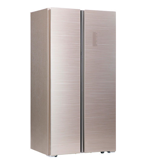 570L Low Power Low Noise Saving-energy Fan Cooling Double Doors Side By Side Refrigerator