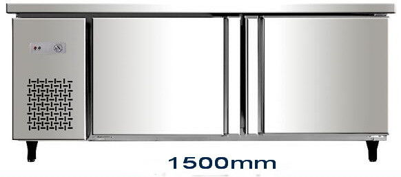 250L Under Counter Beverage Fridge , Commercial Under Bench Fridge Freezer