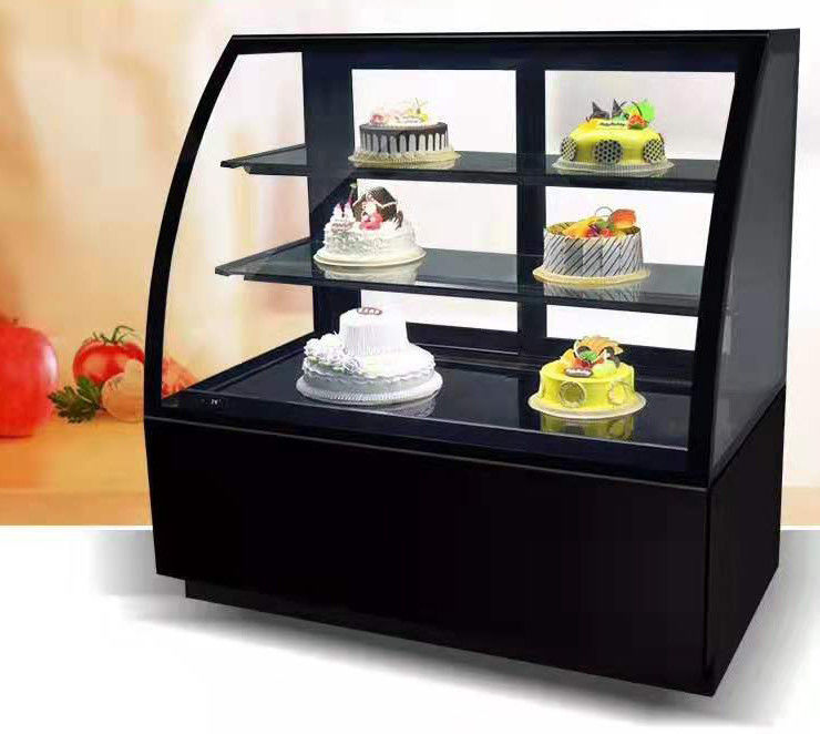 Fan Cooling Saving-energy Stainless Steel Or Marble Base Cake Cooler for Cake Pastry Flower